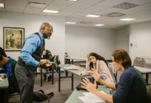 6 Types of Professors and How to Deal with Them